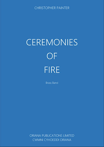 CHRISTOPHER PAINTER: Ceremonies of Fire