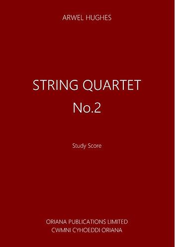 ARWEL HUGHES: String Quartet No.2