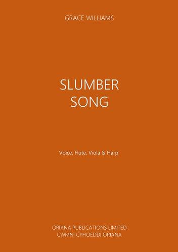 GRACE WILLIAMS: Slumber Song