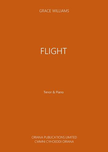 GRACE WILLIAMS: Flight