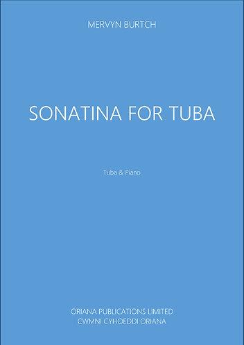 MERVYN BURTCH: Sonatina for Tuba