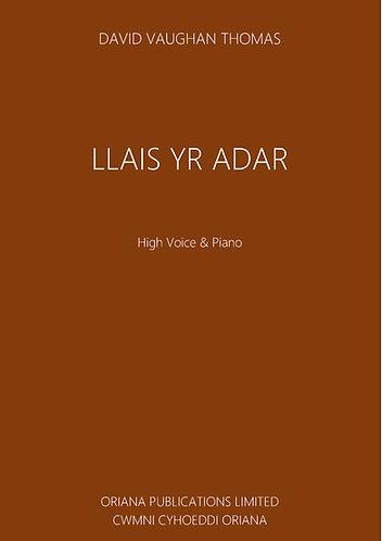 DAVID VAUGHAN THOMAS: Llais Yr Adar