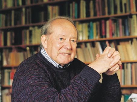 ALUN HODDINOTT CBE (1929 - 2008) - MY FRIEND
