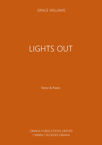 GRACE WILLIAMS: Lights Out