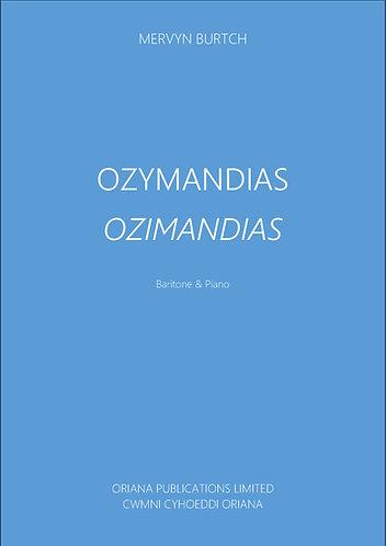 MERVYN BURTCH: Ozymandias