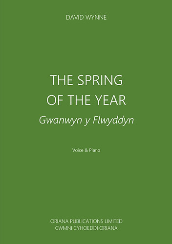 DAVID WYNNE - The Spring of the Year