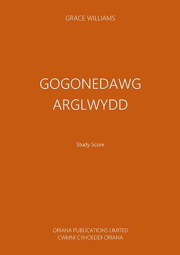 GRACE WILLIAMS: Gogonedawg Arglwydd
