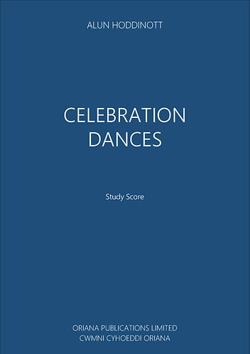 ALUN HODDINOTT - Celebration Dances