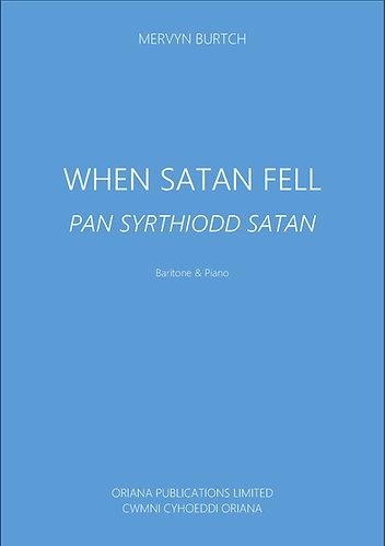 MERVYN BURTCH: When Satan Fell
