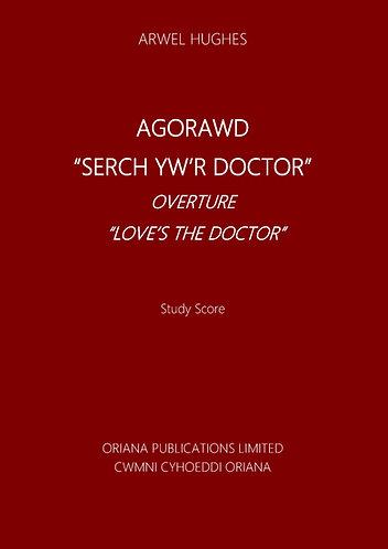 """ARWEL HUGHES: Agorawd """"Serch Yw'r Doctor"""""""