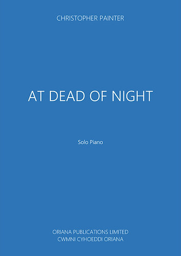CHRISTOPHER PAINTER: At Dead of Night