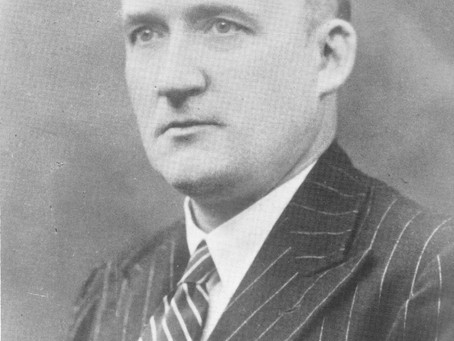 John Edwards - Founder of the Welsh Music Guild