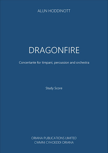 ALUN HODDINOTT: Dragonfire