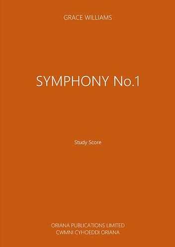 GRACE WILLIAMS: Symphony No.1