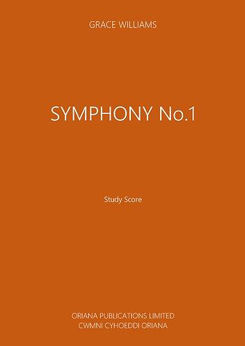 GRACE WILLIAMS: Symphony No.1