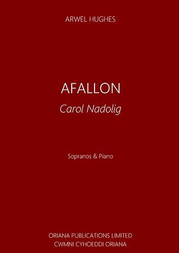 ARWEL HUGHES: Afallon (Carol Nadolig)