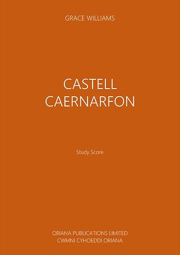 GRACE WILLIAMS - Castell Caernarfon