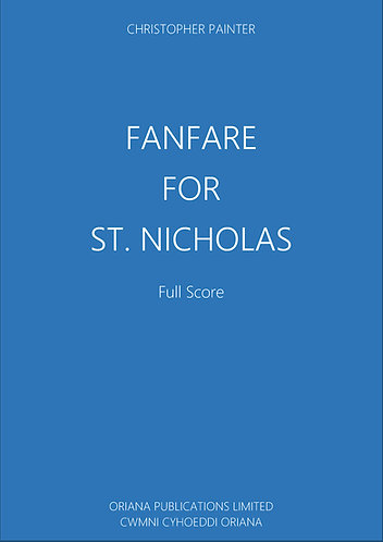 CHRISTOPHER PAINTER: Fanfare For St. Nicholas
