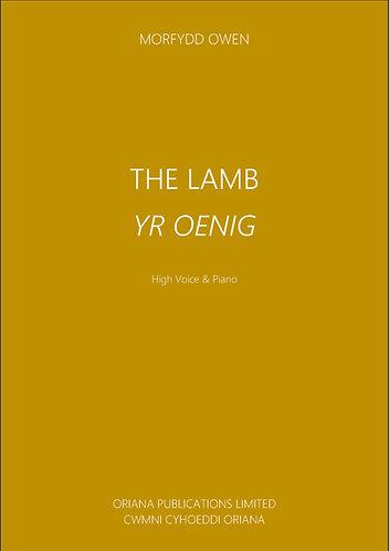 MORFYDD OWEN: The Lamb (Yr Oenig)