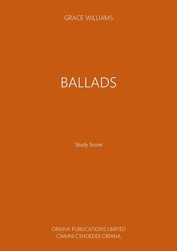 GRACE WILLIAMS: Ballads