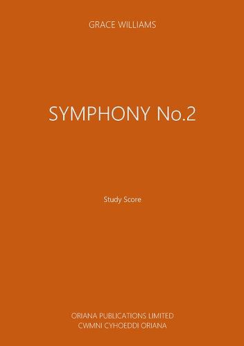 GRACE WILLIAMS: Symphony No.2