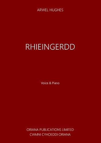 ARWEL HUGHES: Rhieingerdd