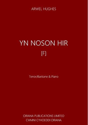 ARWEL HUGHES: Un Noson Hir [in F]