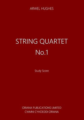 ARWEL HUGHES: String Quartet No.1