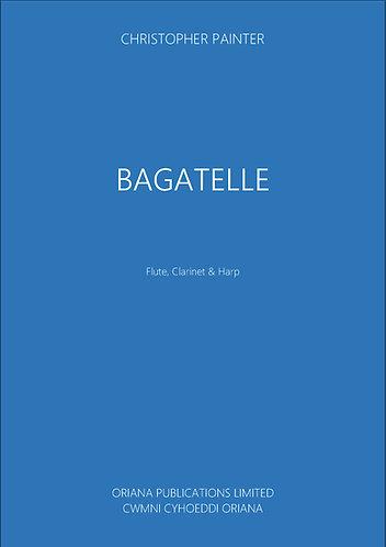 CHRISTOPHER PAINTER: Bagatelle