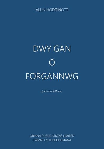 ALUN HODDINOTT: Dwy Gan O Forgannwg