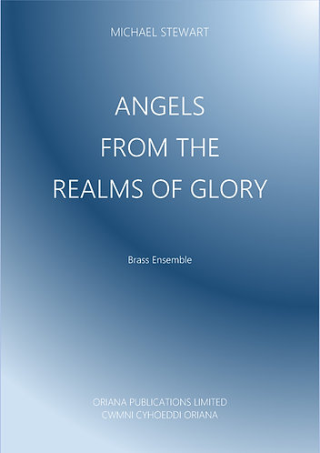 MICHAEL STEWART: Angels From The Realms Of Glory