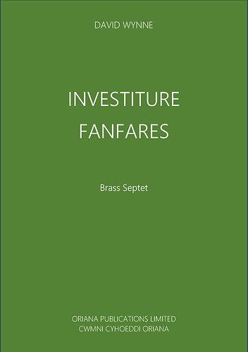 DAVID WYNNE - Investiture Fanfares