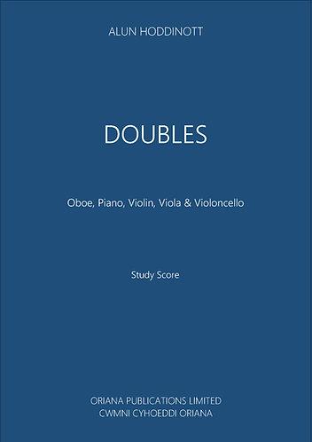 ALUN HODDINOTT: Doubles