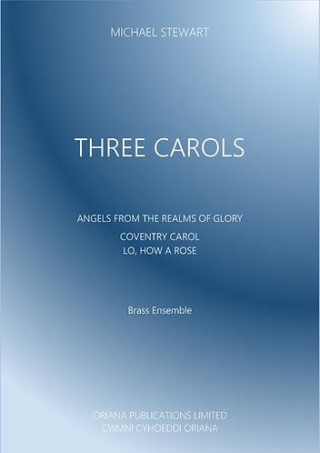 MICHAEL STEWART: Three Carols