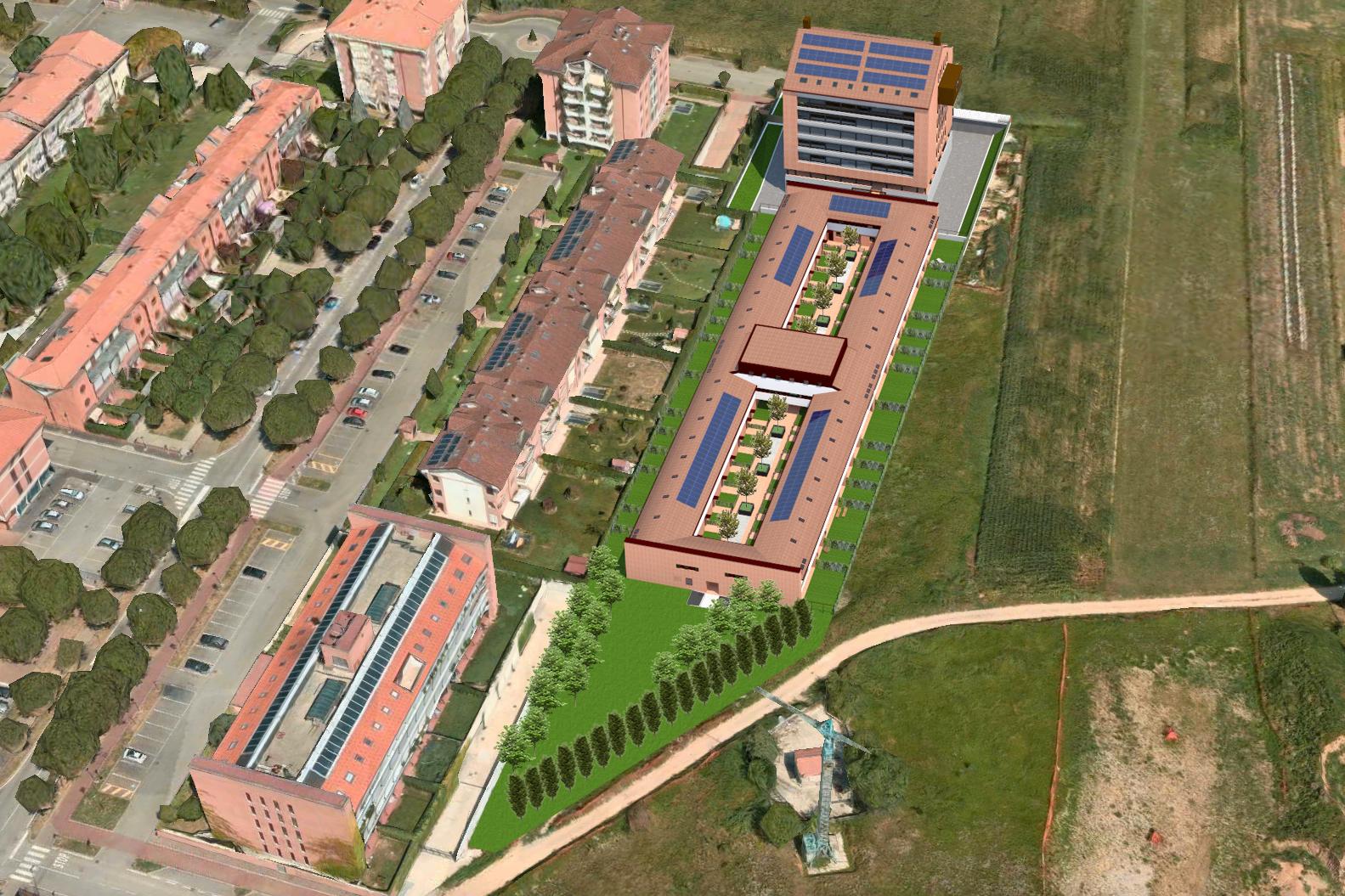 H. Edifici quartiere via Vismara
