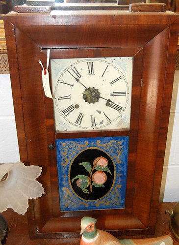 Hand Painted Jerome & Co. 30 hour (8 Day) clock