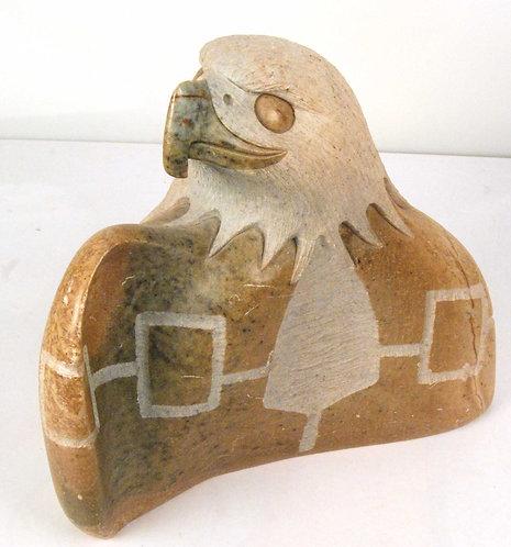 "Gifted artist Gene Thomas - ""Guardian Eagle"""