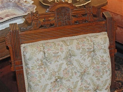SET of 6 ~ Wonderful Antique Victorian Eastlake Dinning Chairs
