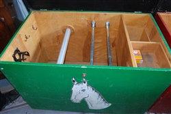 Custom Made Horse Tack Trunk Box / Saddle