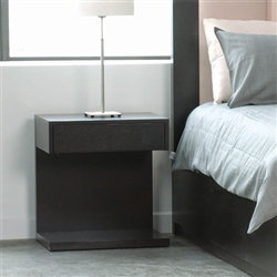 "Night stand with drawer from Toronto's own ""Up Country"""