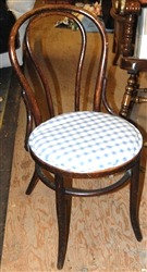 Pair of Bent wood Chairs - What a bargain!
