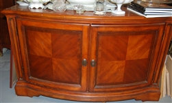 TV stand or cabinet with two Doors & drawers