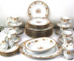 """WOW! Noritake Ireland """"Harvesting"""" #2770 - Fruit Motif - Dishes, Tea Cups, MORE"""