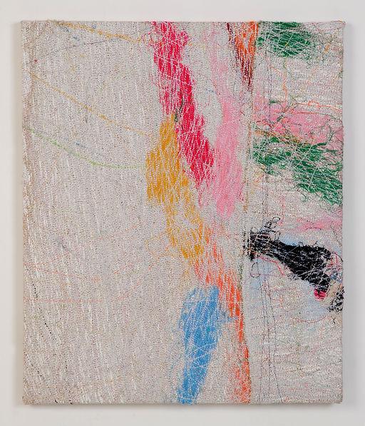 5- Untitled, 2021- polyester seams on canvas- cm 50x60 kopi.jpg