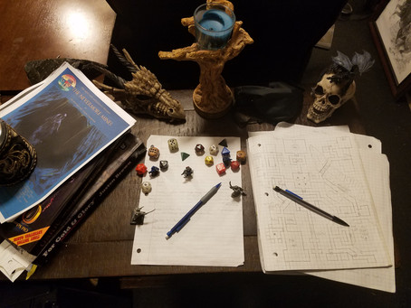 So you want to do a RPG Patreon?