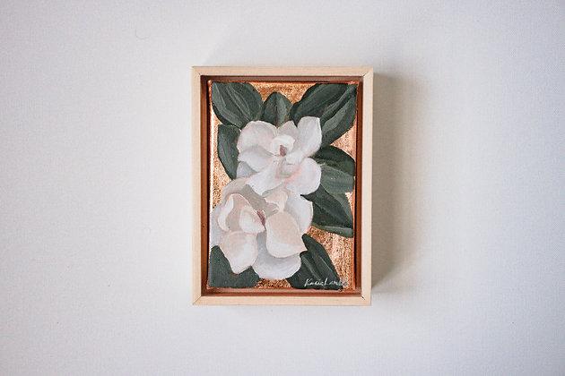 Blushing Blooms II | 5x7