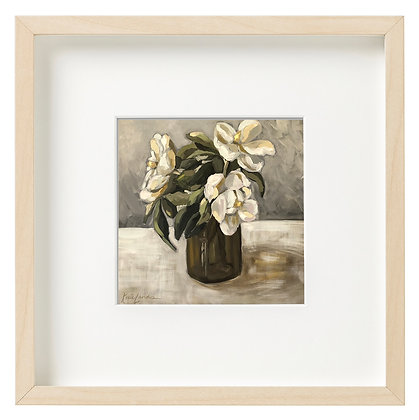 Afternoon Magnolias Limited Edition Print