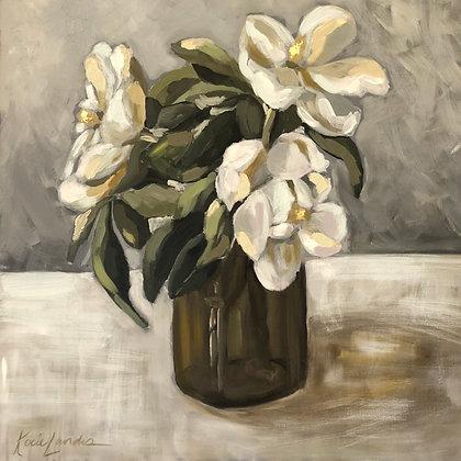 Afternoon Magnolias