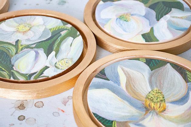 """9.5"""" Custom Magnolia"""