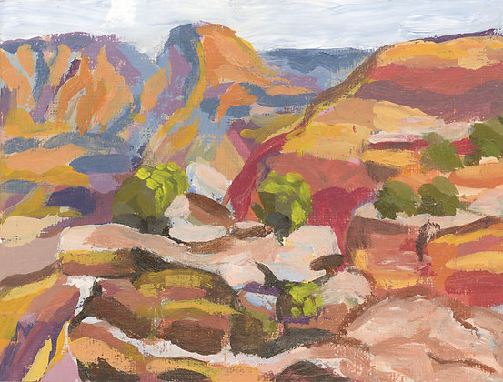 Grand Canyon | Landscape Canvas Print